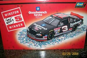 Dale Earnhardt #3 2000 NO BULL 76th WIN 1/24 Revell
