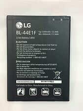 OEM Original Battery LG G Stylo 3 LS777 Boost Mobile 3200 mAh Part # BL-44E1F