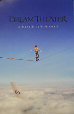 DREAM THEATER, DRAMATIC TURN OF EVENTS POSTER  (P3)