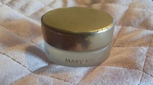 Mary Kay Satin Lips Lip Balm Jar #BF03 ~ Full Size Rare! Damaged Jar