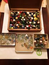 Collection of Marbles Lot of Them Free Shipping