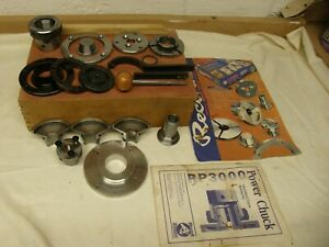 WOODTURNING RECORD POWER CHUCK RP3000X
