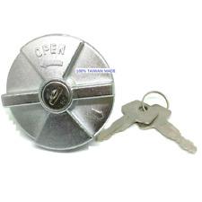 for Toyota Hilux Landcruiser 40 60 75 Series LN Locking Fuel Cap 2 Keys Size34mm