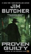 Proven Guilty (The Dresden Files, Book 8) by Jim Butcher, (Mass Market Paperback
