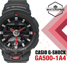 Casio G-Shock New Digital Analog Round Face Watch GA500-1A4