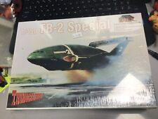 Imex Tb-2 Special Thunderbirds 1/350 Plastic Model Kit