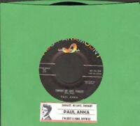 Anka, Paul - Tonight My Love, Tonight ABC-P 10194 Vinyl 45 rpm Record