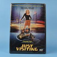 Just Visiting DVD - 2001 - BRAND NEW SEALED - GUARANTEED