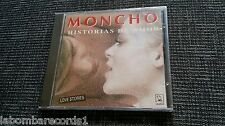 CD MONCHO - HISTORIAS DE AMOR - LOVE STORIES - NEW - SEALED