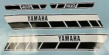 YAMAHA RD400 RD400C PAINTWORK DECAL SET 1976