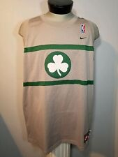 Nike Boston Celtics Paul Pierce #34 Jersey Throwback Sewn Swingman Men's Size XL