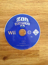 Zoo Hospital for Nintendo Wii *Disc Only*