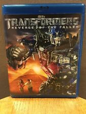 Transformers: Revenge of the Fallen (Blu-ray Disc, 2011)