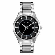 Bulova 96B184 40MM Men's Stainless Steel Watch