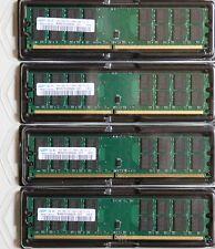 SAMSUNG / MICRON 16GB (4 X 4 GB) DDR2 RAM PC2-6400 800 MHz AMD Arbeitsspeicher