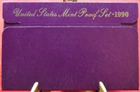 1990-S Proof Set United States US Mint - Free Shipping