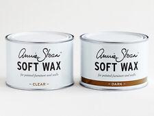 Annie Sloan Wax for Chalk Paint- a 500ml tin of Dark & 500ml of Clear