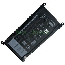 NEW Battery For DELL Inspiron WDX0R 42Wh 15 5567 5568 13 5368 7368 7569 7579