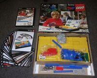 Lego Technic Town Dacta 1030 TECHNIC l : Simple Machines Set in vintage box 1985