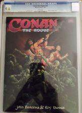 Conan The Rogue #nn CGC 9.6,  Marvel Graphic Novel,1991, Joe Jusko -Very Rare!!!
