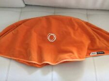 Bugaboo Chameleon Sitzbezug Orange Fleece Stoff Baby Frosch Sonnenschutz Kapuze