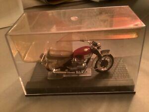 MOTO TRIUMPH T 120 BONNEVILLE  DE 1967