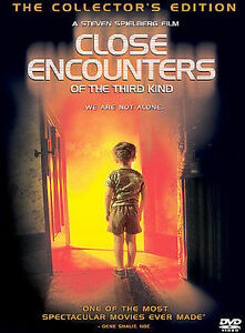 Close Encounters of theThird Kind (DVD, 2002) Collector's Edition Factory Sealed