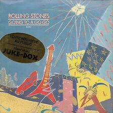 "45 TOURS / 7"" JUKE BOX--THE ROLLING STONES--GOING TO A GO GO / BEAST OF BURDEN"