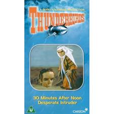 Thunderbirds Video 4 by Carlton on VHS