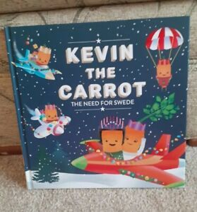 Kevin The Carrot The Need for Swede Book Christmas 2020 NEW