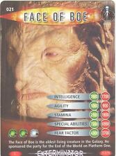 Doctor Who Battles In Time Exterminator #21 Face of Boe