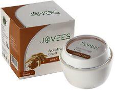 Jovees Wheatgerm With Vitamin E Face Massage Cream 50g Restore Skin Firmness