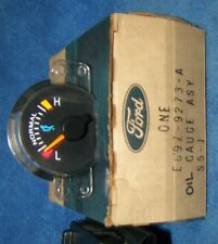 1986-1998 FORD F150 F250 F350 PICKUP  BRONCO AEROSTAR OIL GAUGE E69Z-9273-A