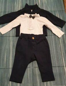 feierlicher Anzug Baby - Größe 62