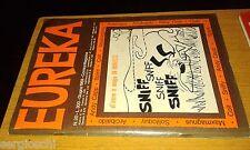 EUREKA # 20-GIUGNO 1969-EDIZIONE CORNO-CON POSTER-ANDY CAPP-MAXMAGNUS-COLT...