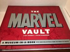 Lot Of TPB GRAPHIC NOVELS MARVEL, DC, 11 & The MARVEL Vault-museum In A Book!