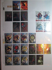 2002 SPIDER-MAN MOVIE - CHASE CARDS & PROMO CARDS - PICK ONE