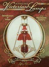 LIVRE : HANGING VICTORIAN LAMP/LAMPES 19eme (lustre antique,lampe)