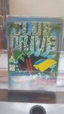 CLUB DRIVE- ATARI JAGUAR RETRO  TESTED SUPERB CONDITION -CLUB DRIVE