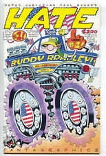Hate 1 Fantagraphics 1990 NM 1st Print Peter Bagge Buddy Bradley Monster Truck