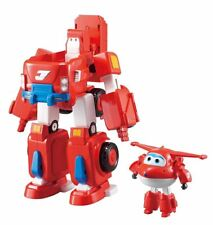 Super Wings Jett's Super Robot Suit Large Transforming Plane Vehicle