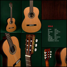 SIGMA Gitarre / Guitar CR-6 RIGHTHAND /massive Decke & B&Z Palisander 2. WAHL