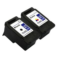 2 Pack Canon PG-245XL CL-246XL Ink Cartridges for PIXMA MG3020 MX490 MX492