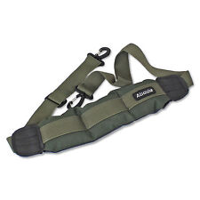 ABODE ADJUSTABLE PADDED CARP FISHING BEDCHAIR CHAIR CARRY STRAP