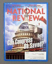 National Review Magazine Eliana Johnson Mike Lee Senate July 11 2016 Back Issue