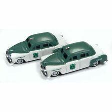 Classic Metal Works N 1950 Dodge Police Car (2) MWI50382