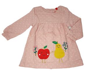 GIRLS KIDS PRETTY MINI BODEN LONG SLEEVE SPOTTY DRESS AGE 3 - 4 Y YRS YEARS NEW