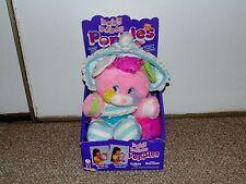 1986 Mattel Popples Baby Cribsy Popple Brand New in Box MIB Canadian Version