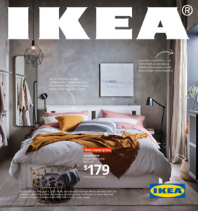 IKEA 2021 CATALOG  *BRAND NEW*  ENGLISH US Home Decor Design Ideas Free Shipping