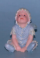 "Boyds Bears resin Fairietots"" #36266 ""Fussy"" baby fairy NIB year round, 2003"